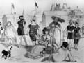 Istoria costumului de baie