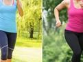 fitness, mers pe jos, alergare, alergare sau mers pe jos, cum sa te mentii in forma, beneficiile alergatului, beneficiile mersului pe jos, exercitii cardio, sport, sanatate