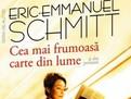 Eric-Emmanuel Schmitt, Cea mai frumoasa carte din lume si alte povestiri, Wanda Winnipeg,E o zi frumoasa cu ploaie, Intrusa, Falsul, Totul pentru a fi fericita, Printesa desculta, filmul Odette Toulemonde