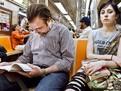 coltul mizantropului, ce sa citim, carti, cititul in metrou, cititul in autobuz