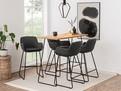Cum alegi scaunele de bar in functie de decorul livingului