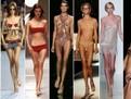 Folosirea de modele exagerat de slabe a fost interzisa in Franta