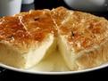 Reteta de galaktoboureko, cum se face Reteta de galaktoboureko, prajitura galaktoboureko, prajituri usoare de casa, prajituri grecesti, deserturi grecesti cu sirop,