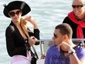 Paris Hilton, DJ Afrojack, stiri mondene, barfe