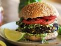 Hamburgeri de fasole, retete de post, retete vegan, retete vegetariene, retete usoare, reteta bugher de post, retete simple de post, retete felul doi, retete usoare, retete vegan, retete vegetariene, retete testate, retete ieftine