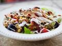 Salata de vara cu pui BBQ