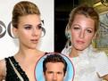 stiri mondene, Scarlett Johansson, Blake Lively, Sean Penn, Ryan Reynolds