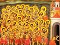 Sfintii 40 de Mucenici,povestea mucenicilor, martiriul celor 40 de mucenici, 40 mucenici, sarbatori crestine, sarbatoarea crestina a mucenicilor, povestea celor 40 de mucenici, rugaciunea mucenicilor, Numele celor 40 de Mucenici