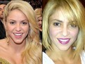 Shakira cu par scurt, s-a tuns Shakira, shakira si-a taiat parul