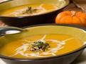 Supa-crema simpla de dovleac