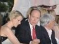 Albert II de Monaco si Charlene Wittstock