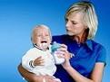 refluxul acid la bebelus, bebelusul scuipa mancarea,Refluxul nemanifestat la copilul mic